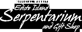 Edisto Island, Serpentarium and Gift Shop